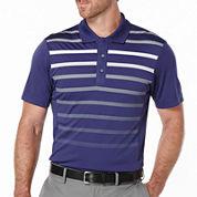 PGA TOUR® Short-Sleeve Fading Stripe Polo
