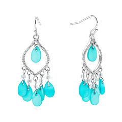 Mixit Chandelier Earrings