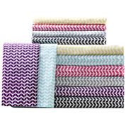 Intelligent Design Chevron Sheet Set