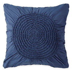 Home Expressions Emma Medallion Square Decorative Pillow