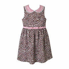 Lilt Sleeveless Skater Dress - Preschool Girls