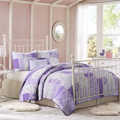 Mi Zone May Patchwork Quilt Set