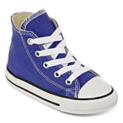 Converse Chuck Taylor All Star Girls High-Top Sneakers - Toddler