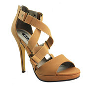 Michael Antonio Lyrick Strappy Platform Sandals