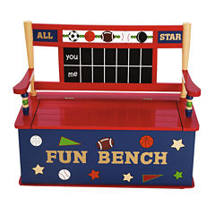 Levels of Discovery® All-Star Sports Bench Seat