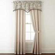 Royal Velvet® Adagio 2-Pack Rod-Pocket Curtain Panels