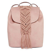 T-Shirt & Jeans Tj Summer Goddess Backpack Polyurethane Coated Backpack