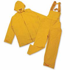 Stansport PVC/Polyester Commercial Rain Suit