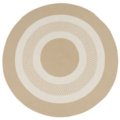 Colonial Mills® Lighthouse Reversible Braided Indoor/Outdoor Round Rug