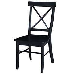 X-Back 2-pc. Side Chair