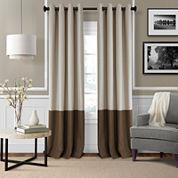 Braiden Blackout Grommet-Top Curtain Panel