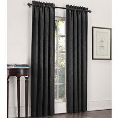 Sun Zero™ Cassara Rod-Pocket Blackout Curtain Panel