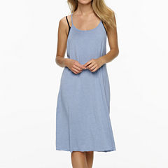 Jezebel Racerback Lounge Cover-Up Sun Dress