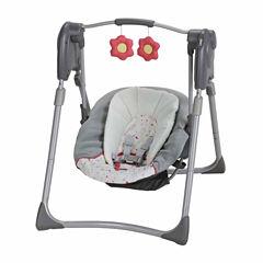 Graco Slim Spaces Compact Baby Swing - Alma