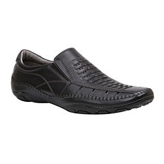 GBX Strite Mens Woven Slip-On Shoes
