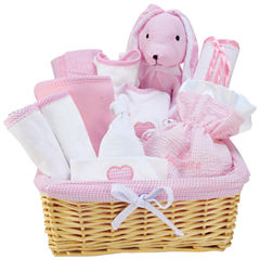 Trend Lab Gift Set Layette Gift Set-Baby Girls