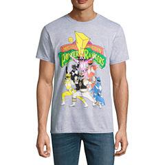 Power Rangers Gs Short Sleeve Power Rangers Tv + Movies Graphic T-Shirt