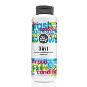 SoCozy™ Cinch 3-in-1 Shampoo + Conditioner + Bodywash - 10.5 oz.