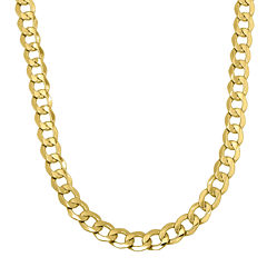 Made in Italy 14K Yellow Gold 24