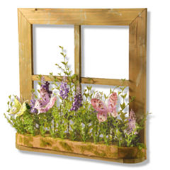 National Tree Co. Spring Wall Shelf
