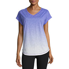 Xersion Studio Short Sleeve Dolman Tee