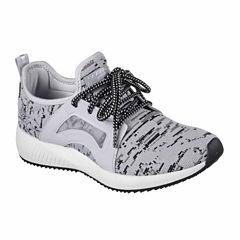 Skechers Bobs Double Dare Womens Sneakers