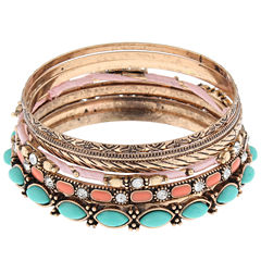Decree Womens Bangle Bracelet