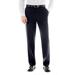 Stafford® Endurance Flat-Front Dress Pants