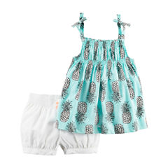 Carter's 2-pc. Short Set Girls
