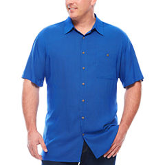 The Foundry Big & Tall Supply Co. Button-Front Shirt-Big and Tall