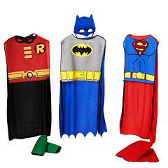 DC Comics Action Trio Child Costume Kit