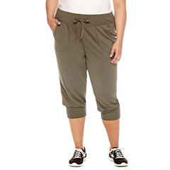 Xersion Plus Size Capris & Crops for Women - JCPenney