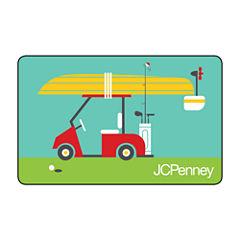 $250 Golf Cart Gift Card