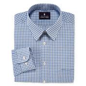 Stafford® Long-Sleeve Travel Performance Broadcloth Dress Shirt - Big & Tall
