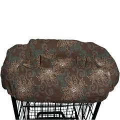 The Peanut Shell® Shopping Cart Cover - Amori