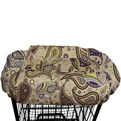 The Peanut Shell® Shopping Cart Cover - Devon