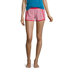 City Streets Pajama Shorts - Juniors