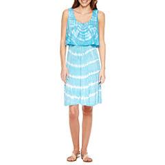 a.n.a Sleeveless Shift Dress