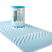 Home Expressions Cooling Gel Mattress Topper