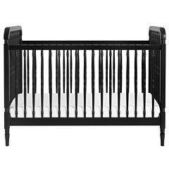 Million Dollar Baby Libery 3-in-1 Convertible Crib - Black