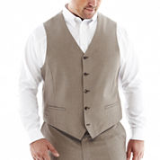 JF J Ferrar® End on End Suit Vest—Big&Tall
