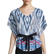 Alyx® Sublimated Short-Sleeve Print Pull-Thru Top