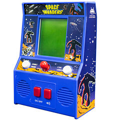 Space Invaders Electronic Hand Held Game
