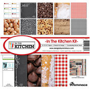 Reminisce 11-pc. In The Kitchen Collection Kit