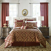 Home Expressions™ Imperial 7-pc. Comforter Set & Accessories