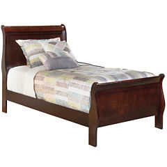 Signature Design by Ashley® Rudolph Sleigh Bed