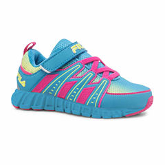 Fila Crater Girls Running Shoes - Toddler