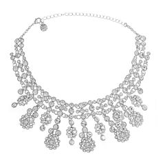 Monet Jewelry The Bridal Collection Womens Choker Necklace