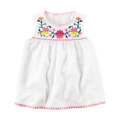 Carter's Sleeveless Babydoll Top - Baby Girls