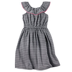 Carter's Sleeveless A-Line Dress - Preschool Girls